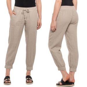 NWOT Cloth & Stone Easy Jogger Pants SZ M